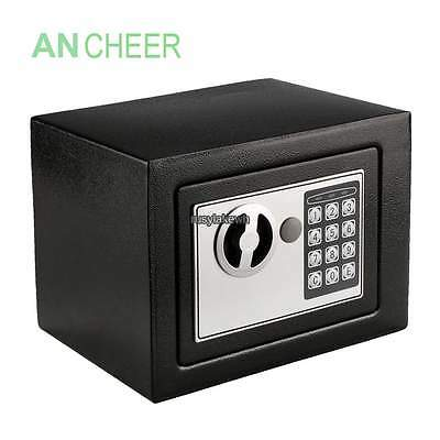 NEW Personal Digital Electronic Safe Box Keypad Lock for Home Office Hotel