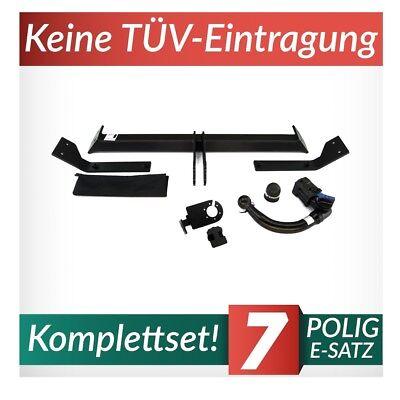 E-Satz 13pol universell AHK /& ES Anhängerkupplung abnehmbar CX-7 ER Auto Hak