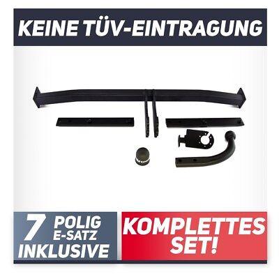 E-Satz 7pol spezifisch Set Auto Hak Anhängerkupplung starr Megane Scenic JZ