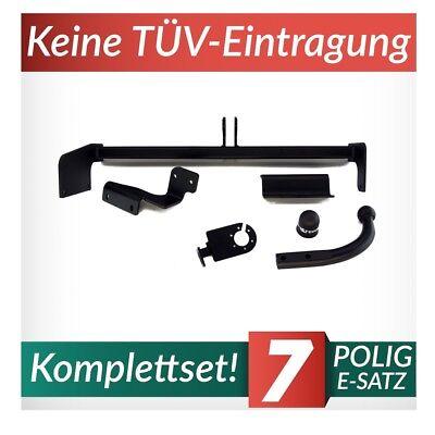 Für Volvo S80 I 4-Tür Stufenheck Anhängerkupplung starr+ESatz 13pol ABE