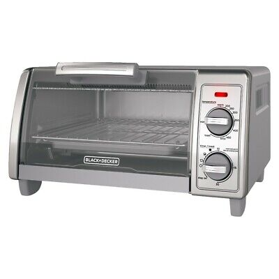 BLACK+DECKER™ 2 Knob Toaster Oven - Gray