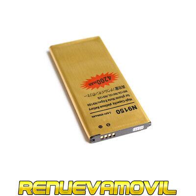 Bateria Para Samsung Galaxy Note Edge N9150 Alta Capacidad 4200mAh Mas Duracion