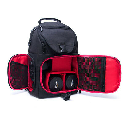 Single Straps Camera Sling Bag Professional Backpack for Canon Nikon Photography