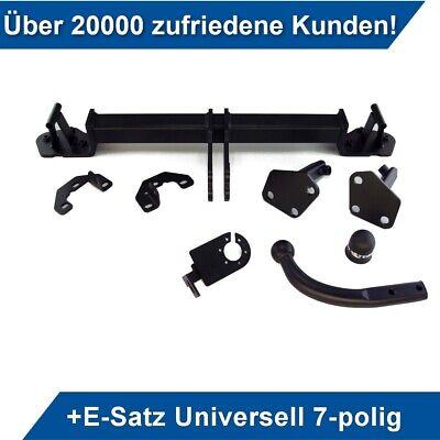 AHK Kpl. Für BMW 3er Touring E46 99-05 Anhängerkupplung starr+ES 13p spez