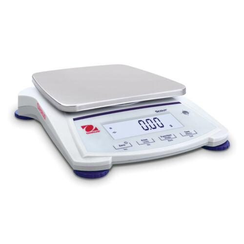 Ohaus  SJX1502N/E  Legal For Trade Scale 1500 gram x 0.01 gram NTEP 0.1 gram