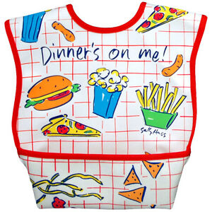 Dex-Baby-Dura-Bib-Large-Stage-2-with-Catch-All-Pocket-and-Lifetime-Warranty
