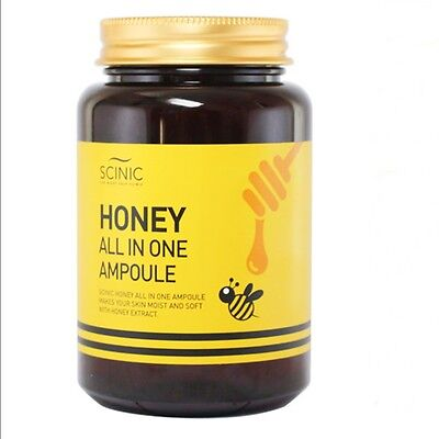 [Scinic] Honey All In One Ampoule 250ml 8.45oz /3 In One Big size Korea cosmetic