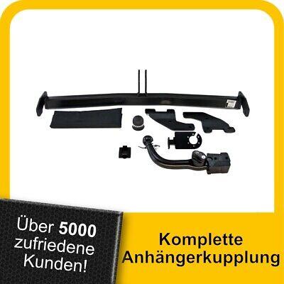Anhängerkupplung starr+E-Satz 7p für Fahrradträger Hyundai i10 5-Tür ab 18 Kpl