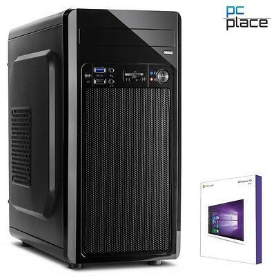 Quad Core PC GAMER A8 7650K @ 3,8GHz 8GB 120GB SSD Komplett Windows 10 Computer
