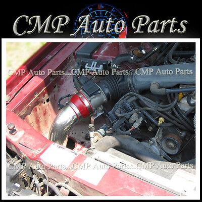 1997 Ford Thunderbird Air - RED 1993-1997 FORD THUNDERBIRD 3.8 3.8L V6 4.6 4.6L V8 COLD AIR INTAKE KIT