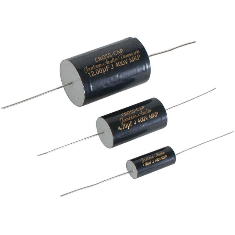 Jantzen 0278 33uF 400V Crosscap Capacitor