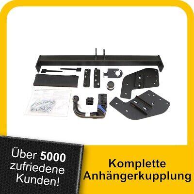 spez. Für Mitsubishi L200 Double-Cab V ab 15 Anhängerkupplung starr+E-Satz 13p