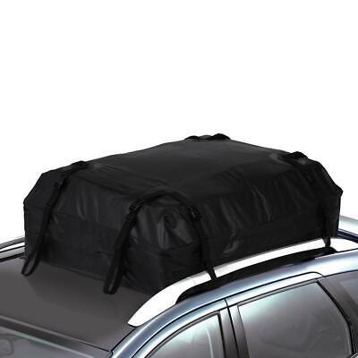 19 Cubic Car Cargo Roof Top Carrier Bag Rack Storage Luggage Rooftop (Rack Cargo Bag)