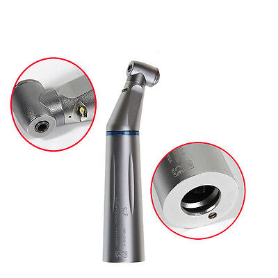 Dental Led Generator Low Speed Handpiece Fiber Optic Inner Water Contra Angle