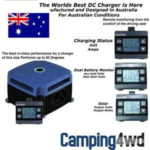 New Upgraded Intervolt DCC Pro In-Vehicle DC-DC Battery Charger $400!