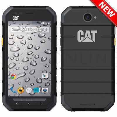 Used, New Caterpillar Cat S30 Factory Unlocked 8GB IP68 Android Dual Sim 4G LTE Phone for sale  Shipping to Nigeria
