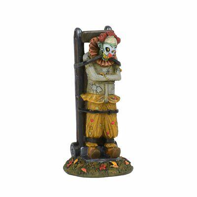 Jokes Over Dept 56 Snow Village Halloween 6000669 accessory clown crazy scary Z - Halloween Scary Jokes