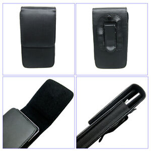 For-Blackberry-Pearl-8100-8110-8120-8130-Leather-Case-Belt-Clip-Pouch-Cover-Skin