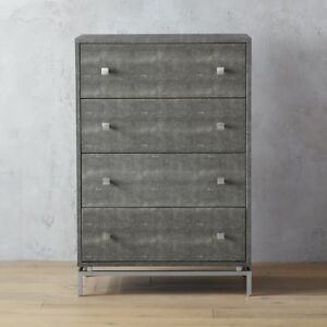 CB2 4drawers tall chest.