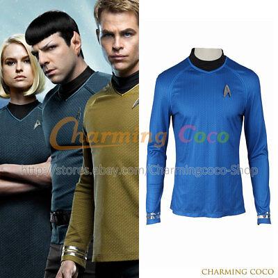 Star Trek Into Darkness Chief Medical Dr. Leonard