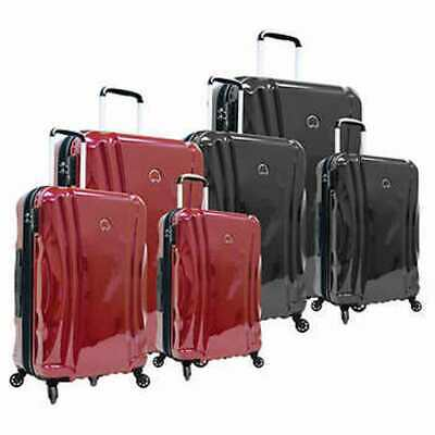 Delsey Passenger Lite 3-Piece Hardside Luggage Set Delsey Luggage Set
