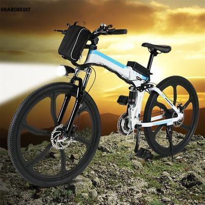 26 Zoll MTB Mountainbike Bergbike Bergfahrrad E-Bike 250W 35km
