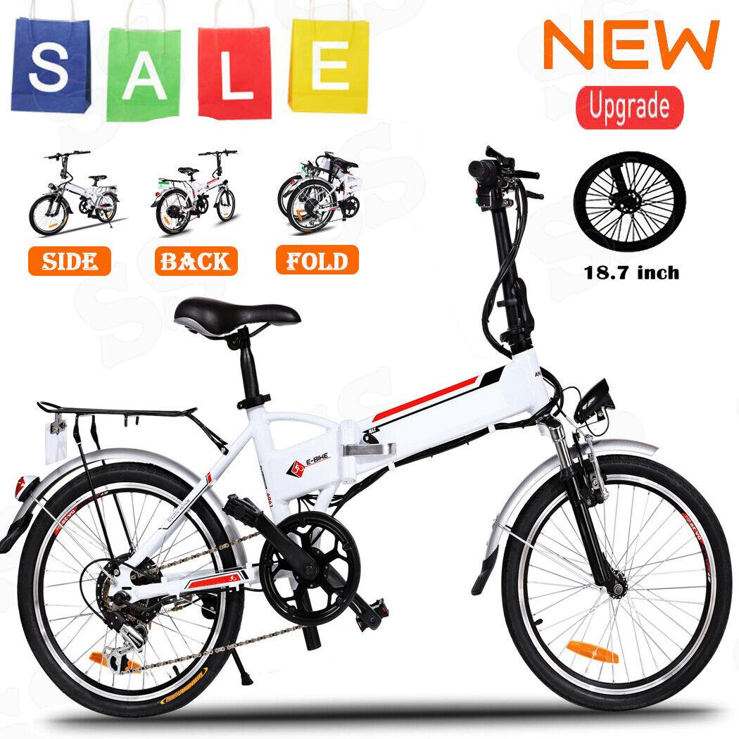 250w 20in electric bicycle mountain bike shimano