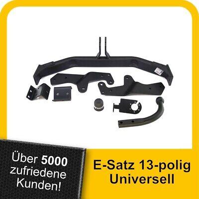 Auto Hak Anhängerkupplung starr E-Satz 13pol spezifisch AHK /& ES Für H1//H300