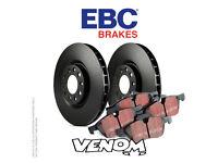 68 /> 72 EBC Ultimax Front Brake Pads for Vauxhall Viva 1.6