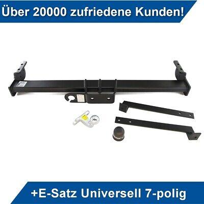 AHK starr Für Opel VIVARO B Kasten BUS ab 2014+E-SATZ 13p FAHRZEUGSPEZIFISCH