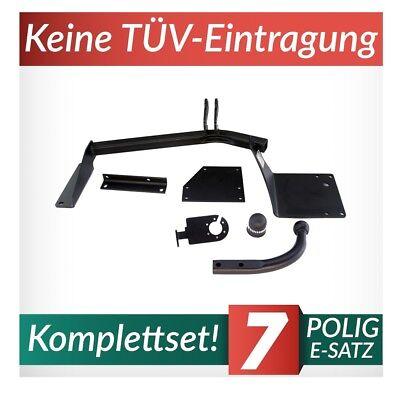 Swift Fliessheck Typ EZ//MZ III Anhängerkupplung abnehmbar E-Satz 13pol Set neu