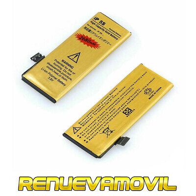Bateria Para iPhone 5S Alta Mas Capacidad 2680Mah 616-0720 3.8V Gold Battery