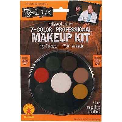 Reel F/X 7 Color Professional Makeup Kit Fancy Dress Halloween Costume - Body Paint Halloween Costumes For Women