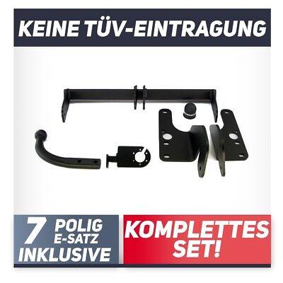Für Toyota Hilux VII N25//N2 FL für Trittbrett und Tragbalken AHK starr+ESatz 13p