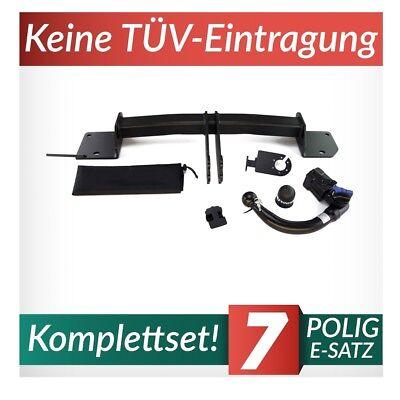 Für Volvo V60 I Kombi Anhängerkupplung abnehmbar+ES 13p ABE