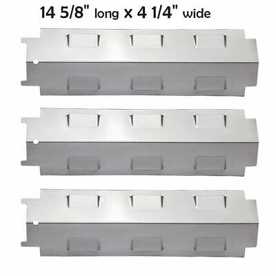 14 5/8'' Grill Heat Tent Plate Shield for Charbroil Gas BBQ Replacement Parts