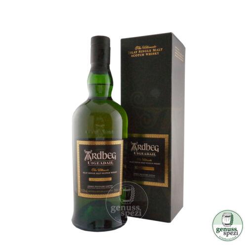 Ardbeg Uigeadail Islay Single Malt Scotch Whisky 54,2%  0,7l