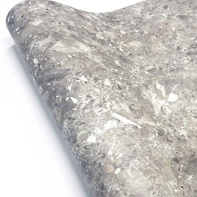 DIY Self Adhesive Marble Wallpaper Granite Look Effect Pakela
