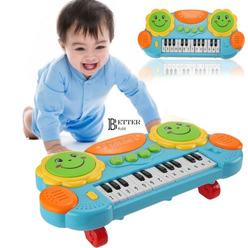 $14.00 - Baby Infant Toddler Developmental Toy Kids Musical Piano Early Educational Game