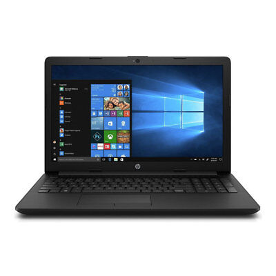 Laptop Windows - HP 15-da0003na 15.6 Inch Laptop Intel Celeron N4000 4GB RAM 1TB HDD Windows 10