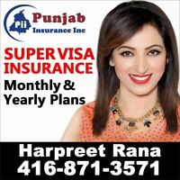 SUPERVISA INSURANCE MONTHLY AND YEARLY PLANS WITH 45% DISCOUNT