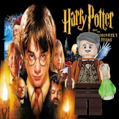 Harry Potter Minifigures Prof Horace Slughorn science teacher