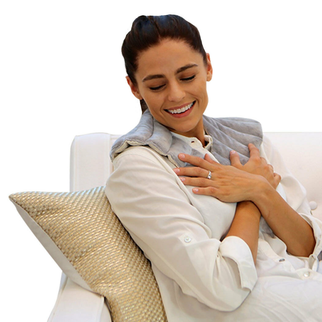 Heating Pad Solutions -Shoulder Buddy Microwaveable - Relief