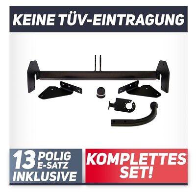 Für Mitsubishi ASX Typ GA/_W Brink Anhängerkupplung abnehmbar /& 13pol E-Satz AHZV
