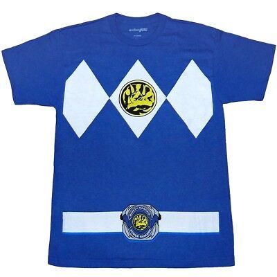 Mighty Morphin Power Rangers Blue Ranger Costume (Mighty Morphin Power Rangers Blue Ranger Costume)