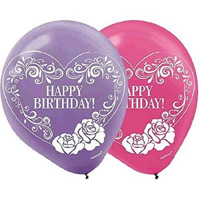 Ever After High Mattel Fashion Doll Birthday Party Decoration Latex Balloons](Ever After High Decorations)