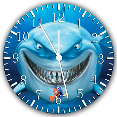 Finding Dory Nemo Frameless Borderless Wall Clock Nice For Gifts or Decor W265