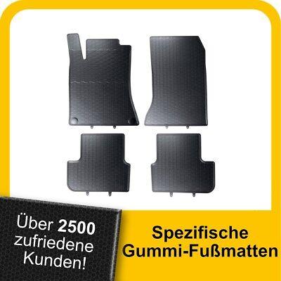 Für Mercedes-Benz GLA X 156 ab 13 Gummimatten Fußmatten Original Qualität Kpl.