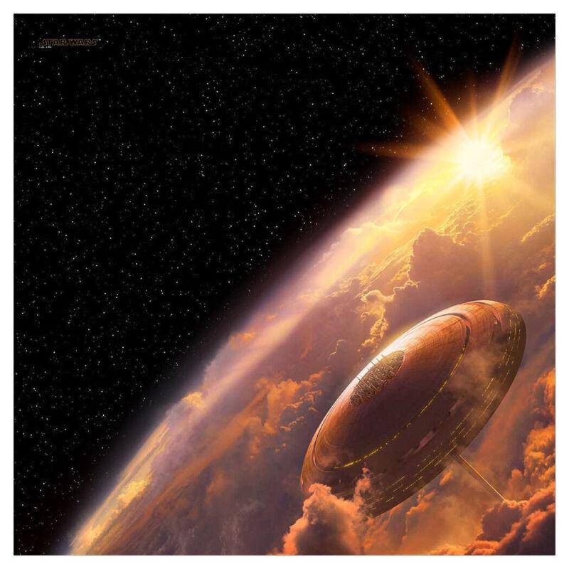 Star Wars: X-Wing - Playmat: Bespin