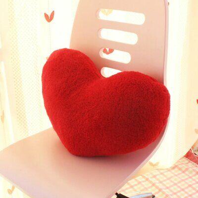 New Valentines Heart 12 Inch Emoji Push Throw Pillow - Best
